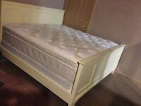 High end KING size bed