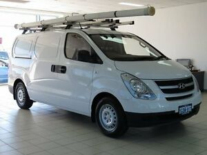 2013 Hyundai iLOAD TQ MY13 White 6 Speed Manual Van Morley Bayswater Area Preview