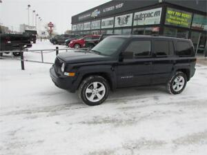 2014 Jeep Patriot North LOW KMS *Sold* North