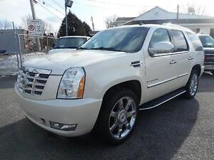 CADILLAC ESCALADE 2009 ( 6 PASSAGERS,NAVIGATION, BLUETOOTH )