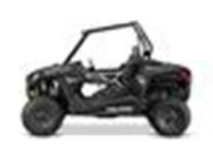 2016 POLARIS RZR 900 EPS STEALTH BLACK