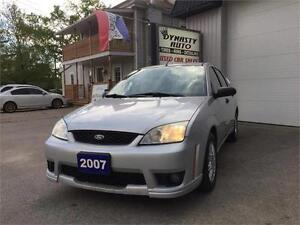 2007 Ford Focus SE / CERTIFIED / DYNASTY AUTO