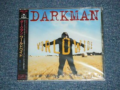 DARKMAN Japan 1995 PROMO BRAND NEW SEALED CD+Obi WORLDWIDE