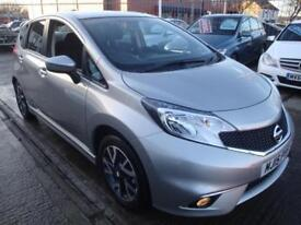 15 NISSAN NOTE ACENTA STYLE PACK 5 DOOR £20 A YEAR ROAD TAX