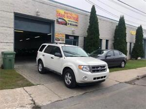 2010 FORD ESCAPE 4X4 V6/AUT/AC/MAGS/BLUETOOTH/GR-ELECTRIQUE