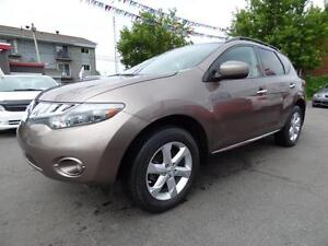 2009 NISSAN MURANO SL AWD (AUTOMATIQUE, TOIT PANO, MAGS, FULL!)
