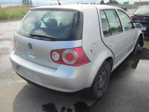 2008 Volkswagen Golf Automatic AC