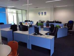 Kensington Shared Office Space - Office Desks For Rent Kensington Melbourne City Preview