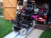 22 Stone Capacity Rascal TE-9 Mobility Scooter 8MPH - Excellent Batts Heavy Duty Was £3500 Now £590