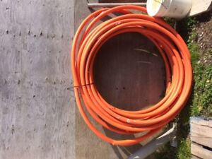 "1 1/4"" pipe orange  various lengths"