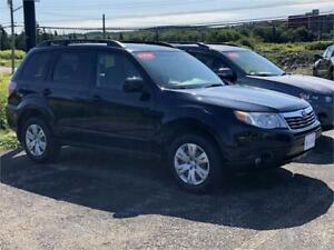 2010 Subaru Forester X Sport - $4850 On the Road!!!
