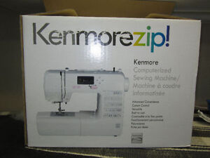 Kenmore Zip computerized sewing machine New in box