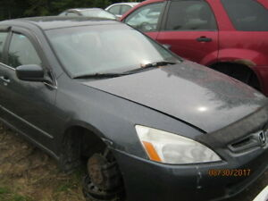 parting out 2006 Honda Accord