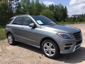 2014 Mercedes-Benz  ML350BT VUS