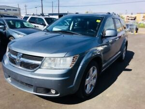 2010 Dodge Journey R/T AWD (DVD)(6 MONTH WARRANTY)(LEATHER)