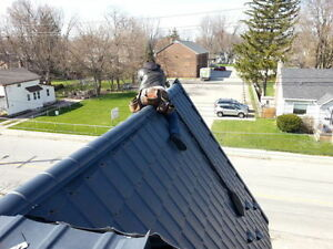 Metal Roof, Best Prices, Free Quotes, Installations, Clean up