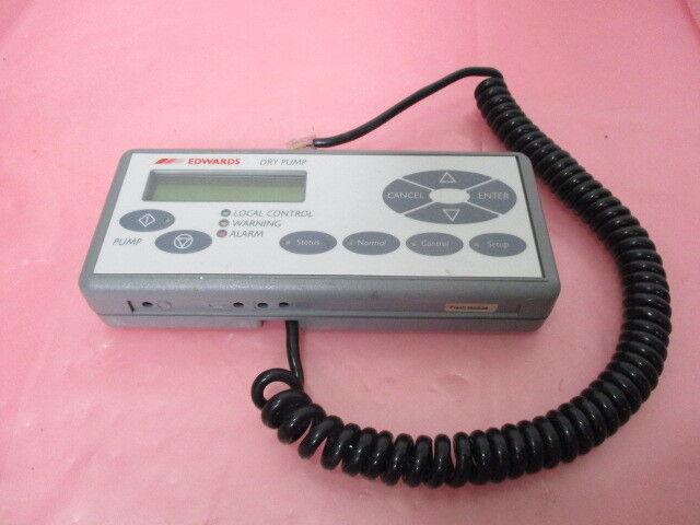 BOC Edwards D37272000 Dry Pump Keypad Display Module, 424722