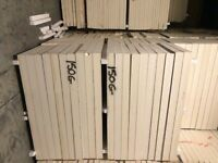 Top Quality Insulation Boards Seconds 1.2 x 2.4 x 150ml @ £42.00