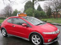 Honda Civic 1.8i-VTEC i-Shift Type S GT
