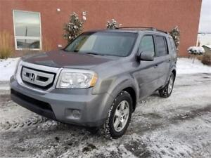 2009 Honda Pilot EX-L 4WD Leather