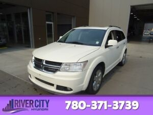 2011 Dodge Journey AWD RT 7 PASSENGER Navigation (GPS),  Leather