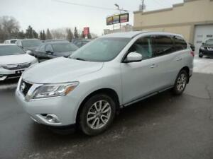 Nissan Pathfinder 2013 4X4 TowPkg 7Passagers Cruise a vendre