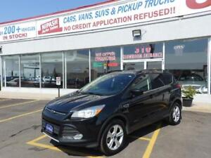 2014 Ford Escape  NAVIGATION BACK UP CAMERA,USB,AUX,CERTIFIED