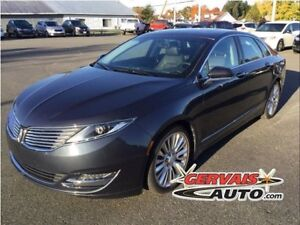Lincoln MKZ V6 AWD Cuir Toit Ouvrant Navigation MAGS 19 Pouces 2
