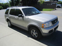 2002 Ford Explorer SUV, Crossover for PARTS