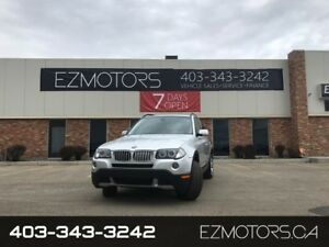 2008 BMW X3 3.0si|AWD|SERVICED