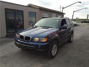 2003 BMW X5 Series 3.0i****LOADED***LEATHER***SUNROOF*** London Ontario image 4