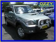 2005 Hyundai Terracan CRDi Green 4 Speed Automatic Wagon Minto Campbelltown Area Preview