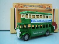 Lledo Promotional LP15 Southern Vectis D/D AEC Regent Bus Admirals Cup 1987 Cowes Isle of Wight