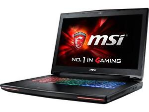 GAMING LAPTOP * Portable Gamer Asus ROG et MSI Dominator au MEILLEUR PRIX