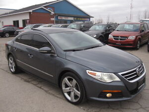 ONE OWNER !!! ALL SERVICE RECORDS ! 2009 VW PASSAT CC