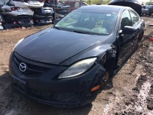 2009 Mazda 6 just in for parts at Pic N Save!