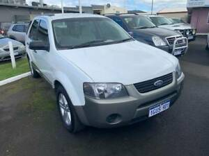 2007 Ford Territory TX Automatic SUV Mira Mar Albany Area Preview