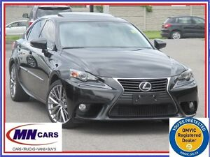 2014 Lexus IS 250 AWD Premium/Camera