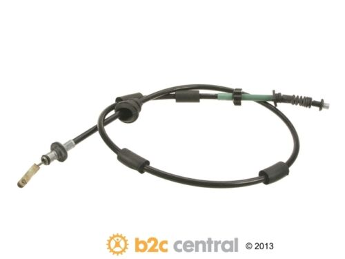 Honda Civic 87 86 85 84 Wagovan 1987 1986 1985 1984 TSK Clutch Cable Fits