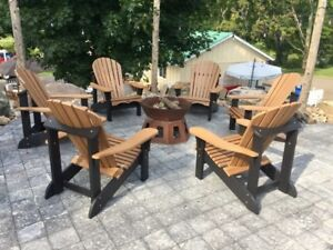 FALL CLEARANCE on all Recycled Plastic outdoor Furniture $199 up