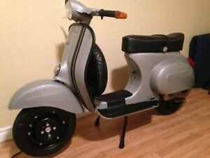 1979 Vespa 100 Sport - Fully Restored