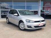 2015 Volkswagen Golf VII MY15 90TSI DSG Silver 7 Speed Sports Automatic Dual Clutch Hatchback Ravenhall Melton Area Preview