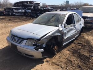2004 VW Jetta TDI Diesel just in for parts at Pic N Save!