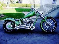 HARLEY SOFTAIL CHOPPER Longueuil / South Shore Greater Montréal Preview