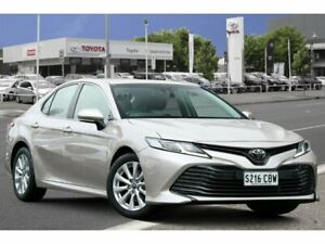 2019 Toyota Camry ASV70R Ascent Steel Blonde 6 Speed Sports Automatic Sedan Adelaide CBD Adelaide City Preview