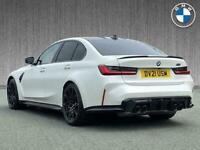 2021 BMW M3 M3 Competition 4Dr Step Auto Saloon Petrol Automatic