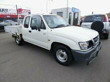 2001 Toyota Hilux RZN154R 2001 TOYOTA HILUX MAN X CAB P/UP 4CYL White 5 Speed Manual Extracab Devonport Devonport Area Preview