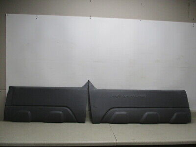 02 to 06 Chevy Avalanche Left Front, Rear Door Panel Cladding Trim Molding OEM