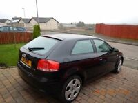 AUDI A3 - 1.6CC - SPECIAL EDITION. IMMACULATE COND DRIVES FIRST CLASS. 07 REG SOLD WITH PRIVATE REG