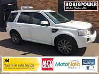 2011 Land Rover Freelander 2.2 SD4 Sport LE 4x4 5dr Diesel white Automatic